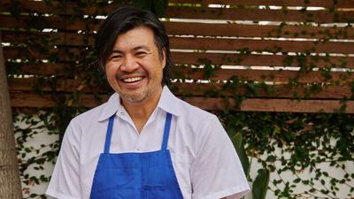 Chef Hak Lonh helms Gamboge.