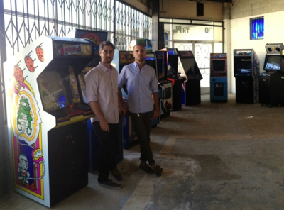 EightyTwo Shifts Back to the Golden Age of the Arcade