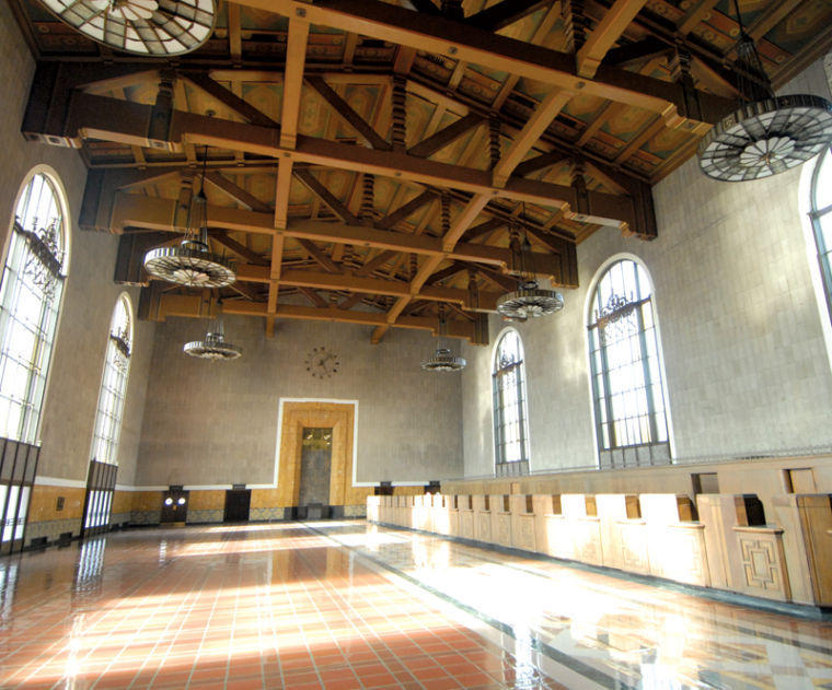 Union Station TUrns 75 and Looks to the Future