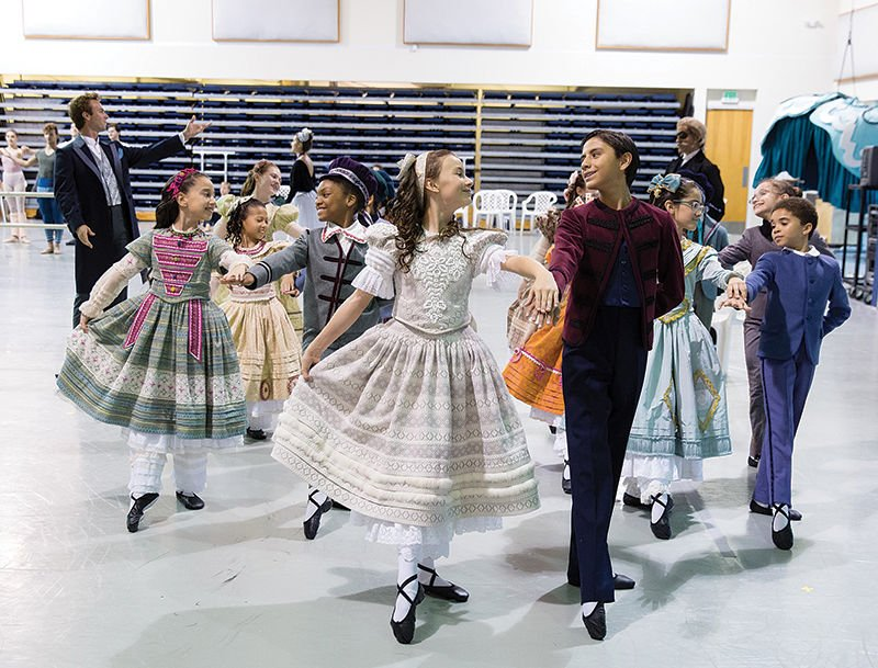 Miami City Ballet Bring a Lively New 'Nutcracker' to Downtown