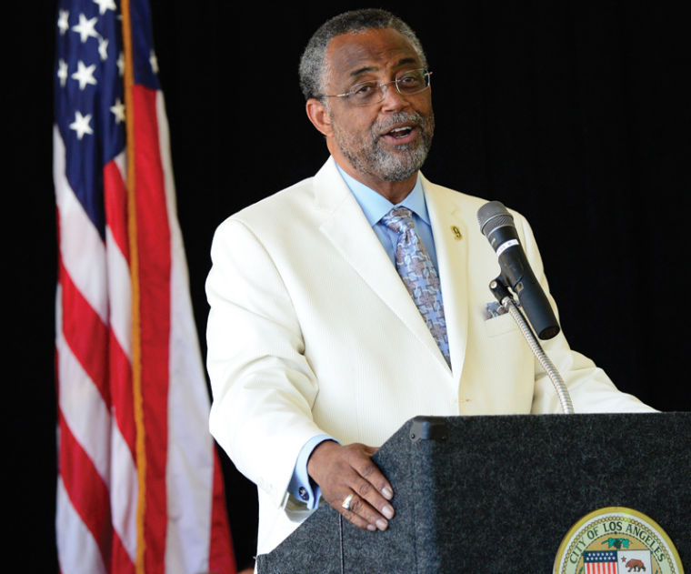 Meet Councilman Curren Price, the Leader of the 'New Ninth'