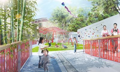 Chinatown Park Moves Toward Groundbreaking