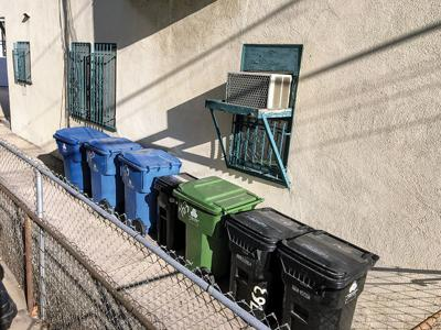 Some Downtown Building Owners Think New Trash Hauling Policy Stinks