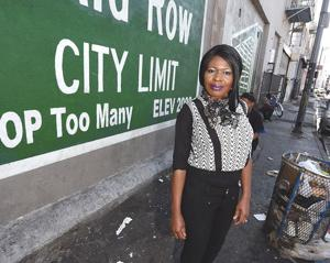 What Does Downtown Need, Louise Mbella? | Los Angeles Downtown News