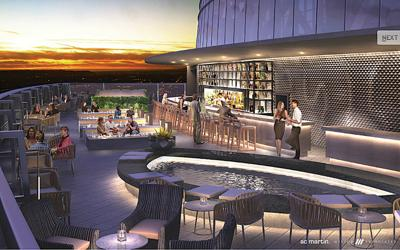 Wilshire Grand Week Where To Eat And Drink In The Tower