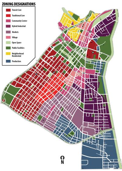 City Rolls Out New Zoning Proposals