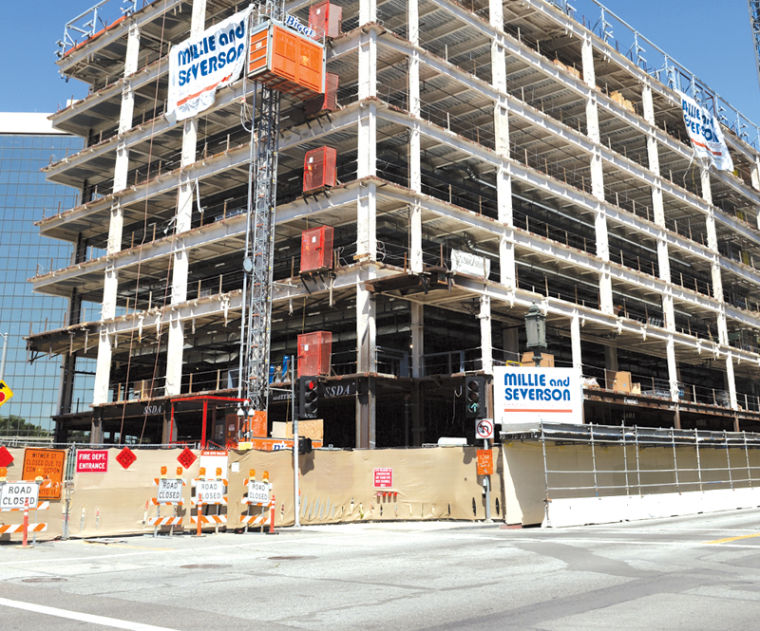 Motion Calls for Sidewalk Access Amid Construction