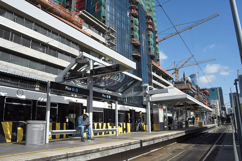 Pico Station Getting An Upgrade News Ladowntownnews Com