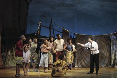 A Temple of Laughs: 'The Book of Mormon' Mixes Plenty of Heart and Humor