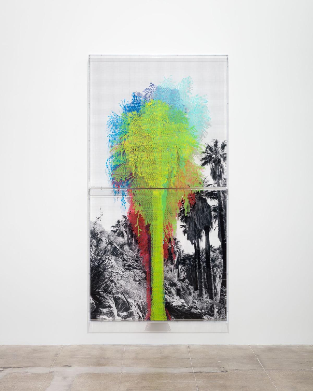 Palm Trees, Rome and Nixon at Hauser & Wirth