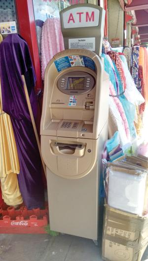 Thieves Stealing Not Just Cash, But Entire ATM Machines