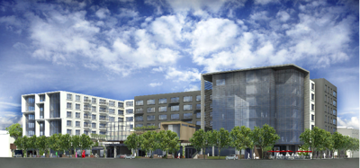 Proposed Arts District Project Gets Full Redesign