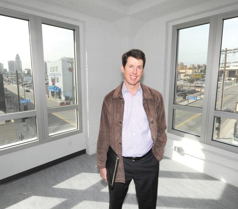 Chinatown Buildings Transformed Into Senior Housing | News |  ladowntownnews.com