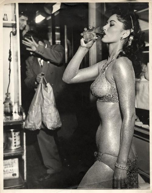 City hall stripper