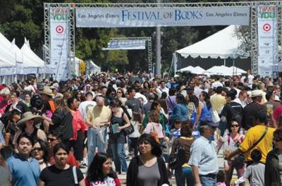 Book Festival Back at USC