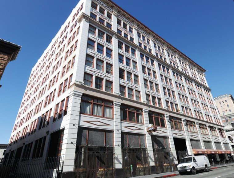 San Fernando Building