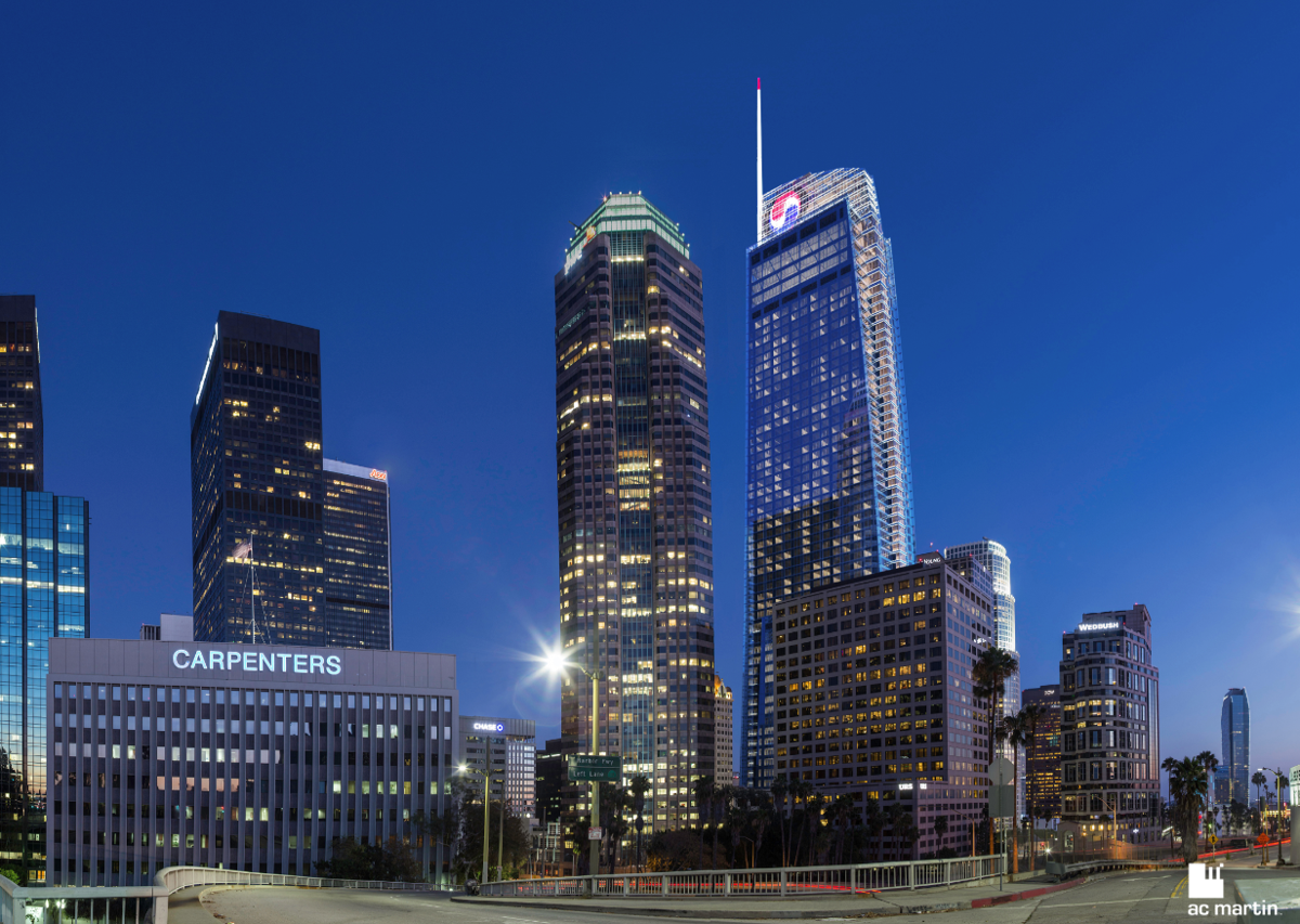 Intercontinental To Operate Wilshire Grand