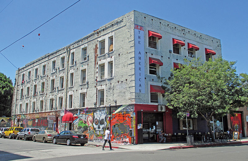 The Arts District's American Hotel Is the Subject of a New Documentary
