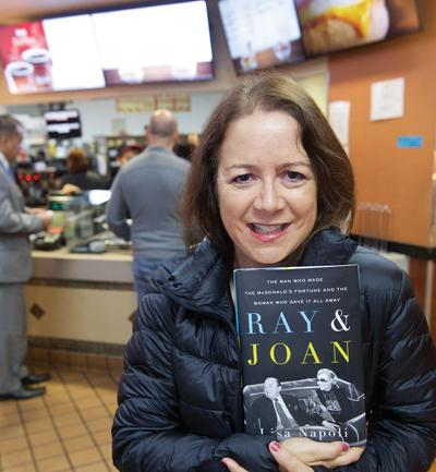 A Downtown Author's Dive Into the Golden Arches