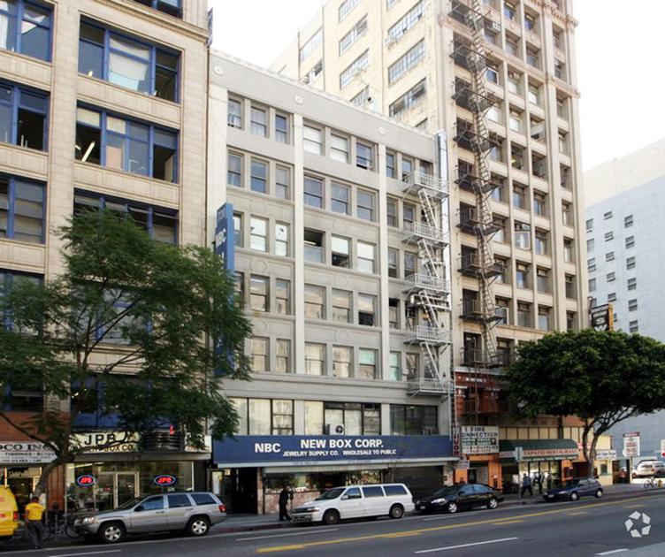 downtown la jewelry jewelry district building sells for 8 5 million news 6661