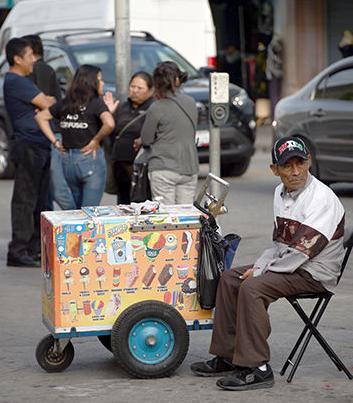 Street Vending 1