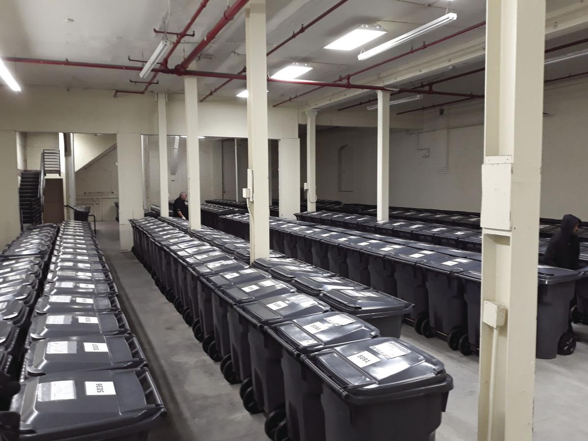 Second Bin Storage Facility Opens in Skid Row, Adding 1,100 Storage Containers
