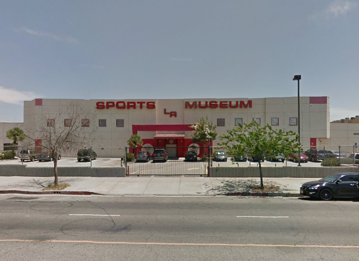 Sports Museum of Los Angeles Closes Again, This Time for Good