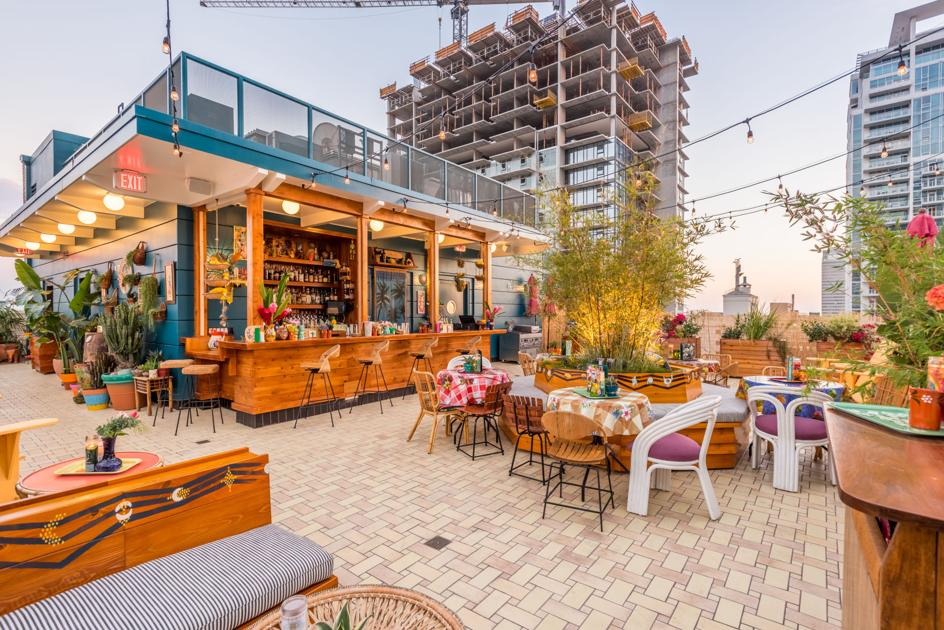 Meet Broken Shaker Dtla S Newest Rooftop Bar