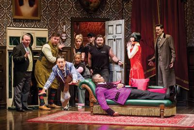 'The Play That Goes Wrong'  Imagines a Murder Mystery That Goes Off the Rails