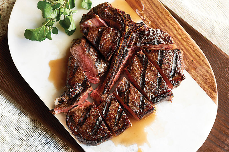 BEST  FINE DINING: Morton's The Steakhouse