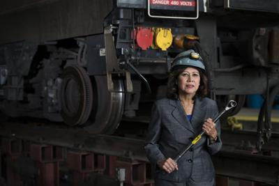 Solis Featured in  Union Station's  'Rosie the Riveter' Exhibit