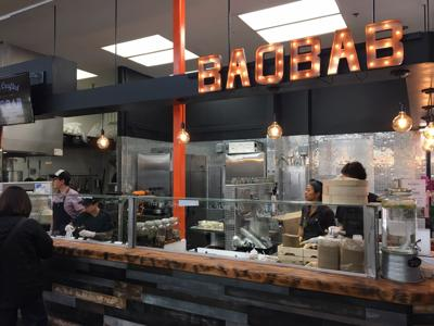 Baobab Is Dishing Up Fusion Eats At Little Tokyo Galleria