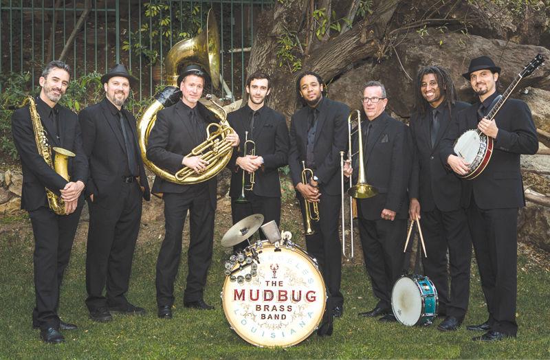 Mudbug Brass Band