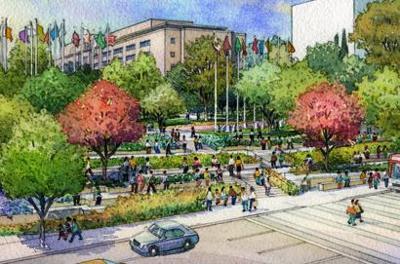 Grand Avenue Civic Park
