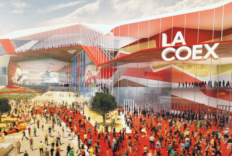 NEW PROJECTS: Convention Center Renovation