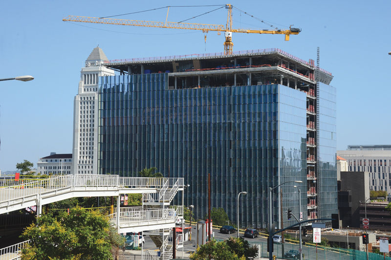 MIXED USE: Federal Courthouse