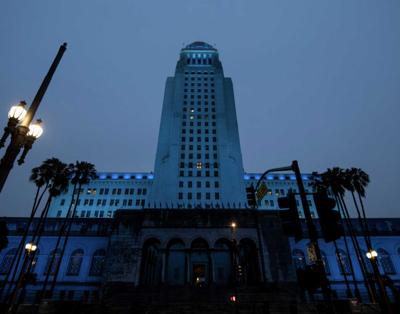 Mayor Eric Garcetti's office
