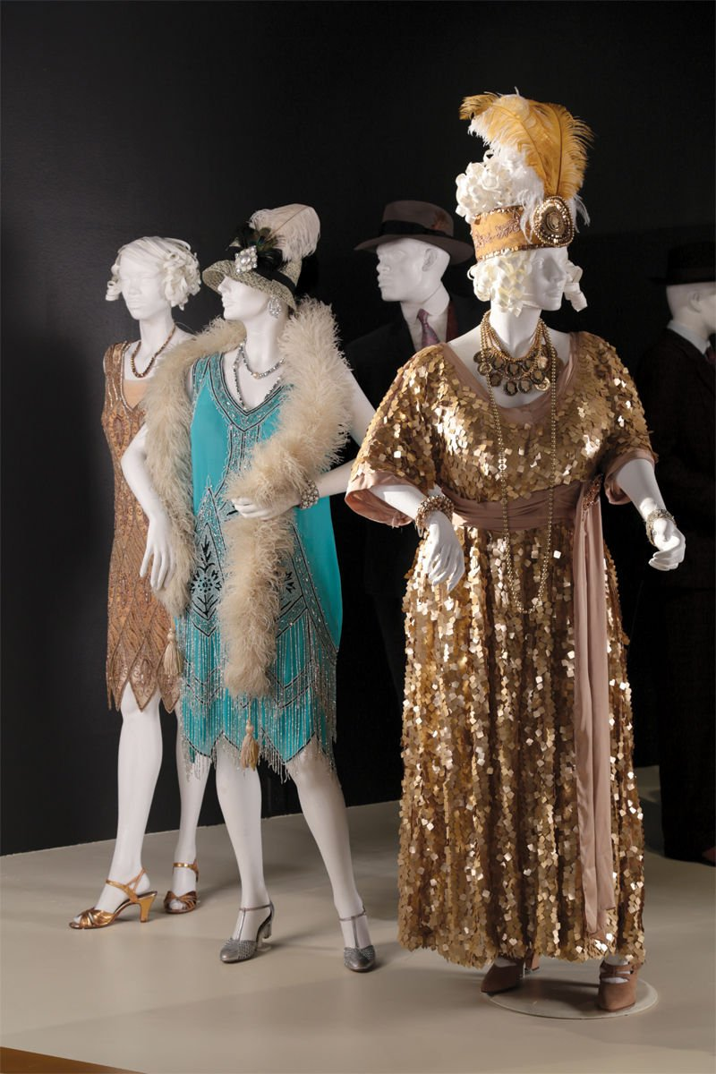 FIDM Museum Exhibit on TV Show Outfits Touches the Historical and the Fantastical