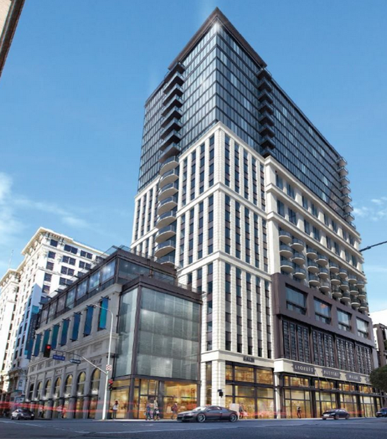 Fashion District Tower Nears Groundbreaking