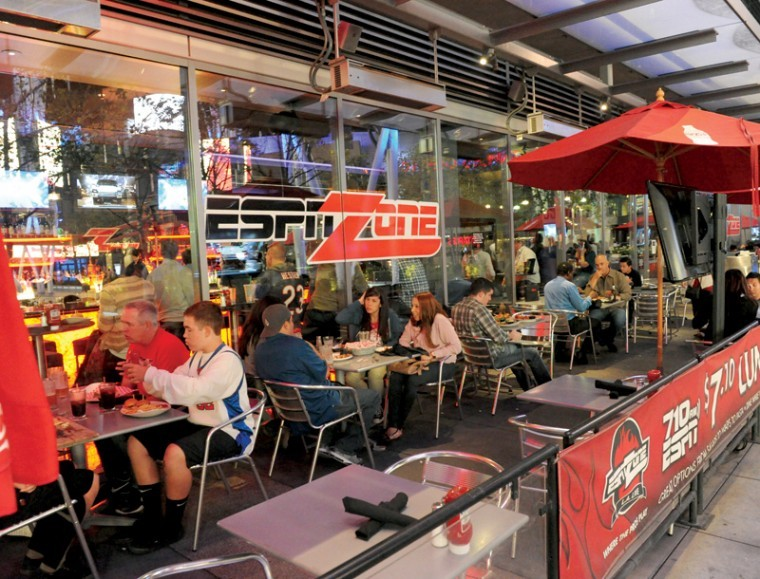 Espn Zone Shut Down Three New Eateries Coming News Ladowntownnews