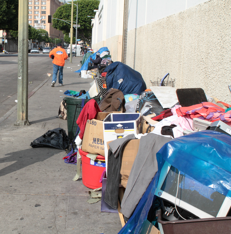Major Skid Row Cleaning to Launch Tuesday