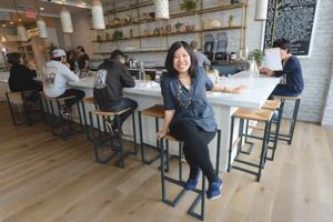 Is the Arts District Big Enough for Three Meatless Restaurants?