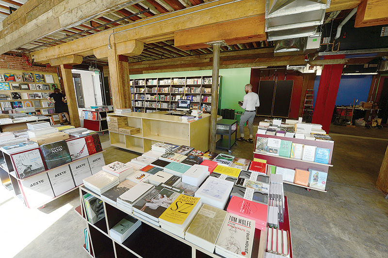 Two Art Bookstores Open in the Arts District
