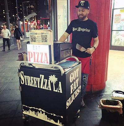 Pizza By the Streets