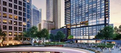Brookfield Wants to Build 64-Story Condo Tower Next to FIGat7th
