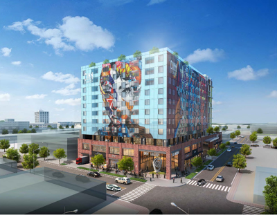 EIR Released for Big Arts District Project