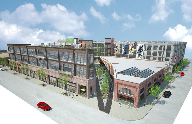 Arts District Stakeholders Clash Over Development Proposal