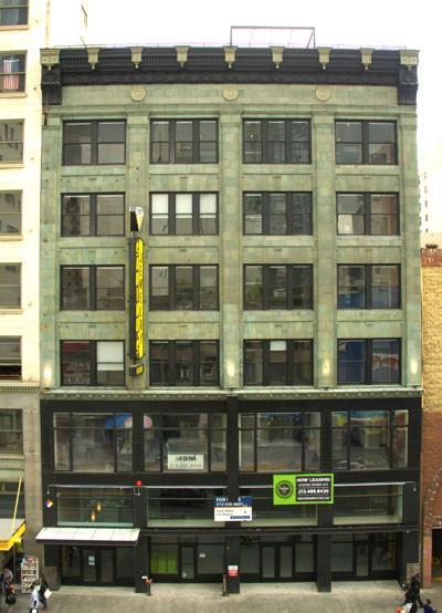 New Housing on Broadway