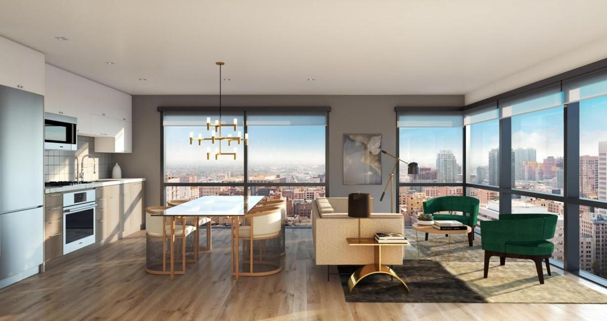 Historic Core Tower Breaks Ground Today