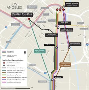 Hear Plans for New Rail Line